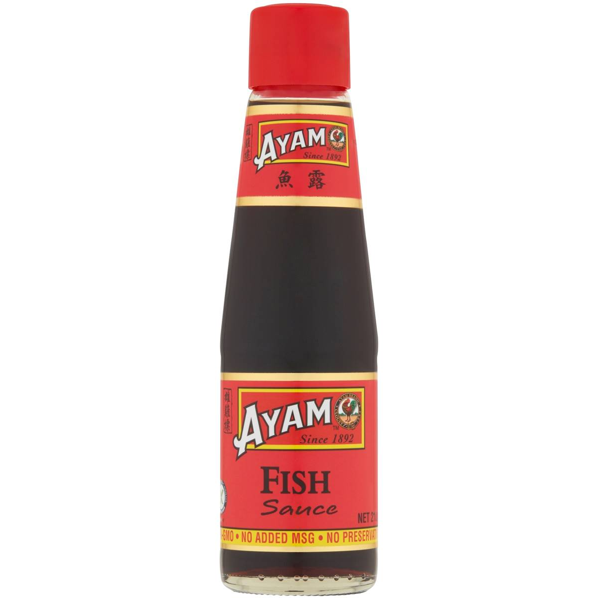 Ayam fish sauce woolworths for Fish sauce caramel