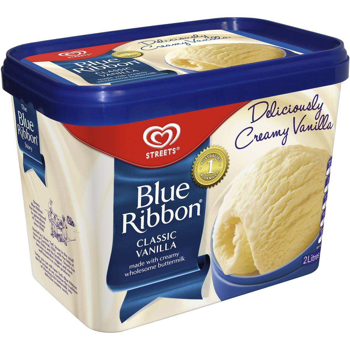Blue Ribbon Food Delivery Service