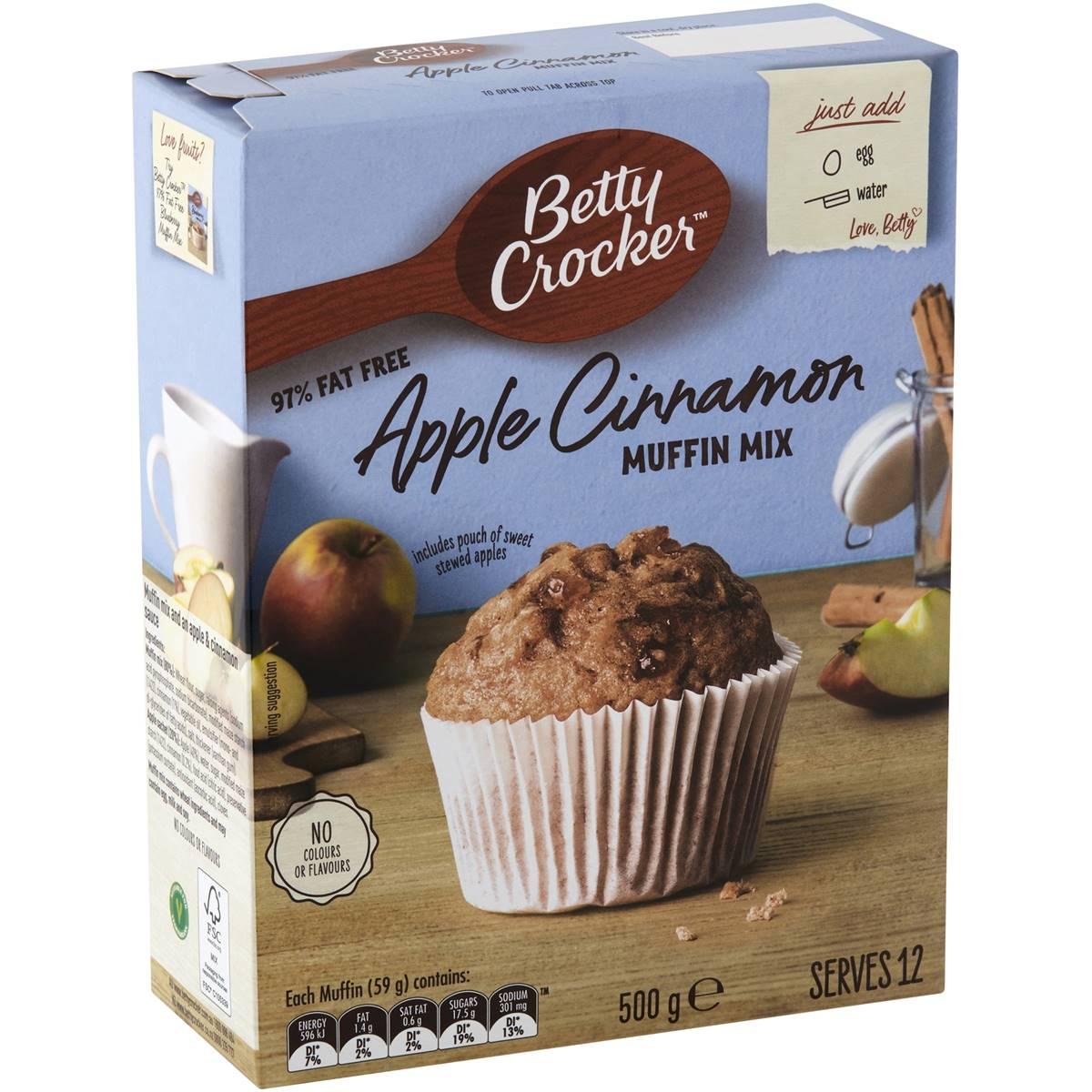 Betty Crocker Apple Crumble Cake