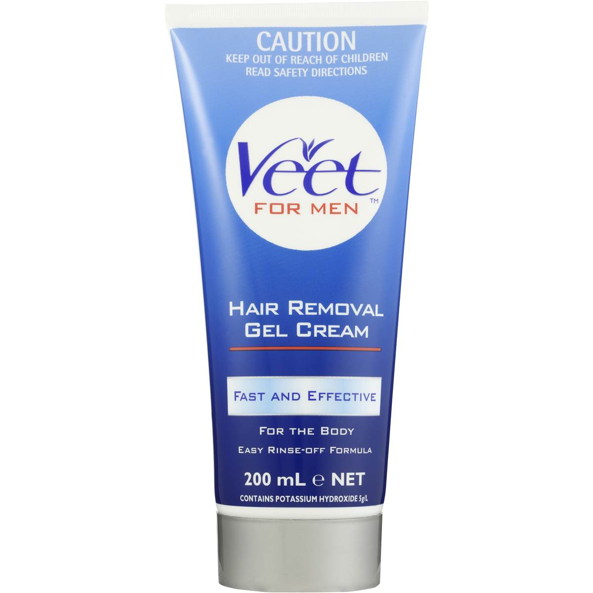 Veet Hair Removal Cream For Men | Woolworths