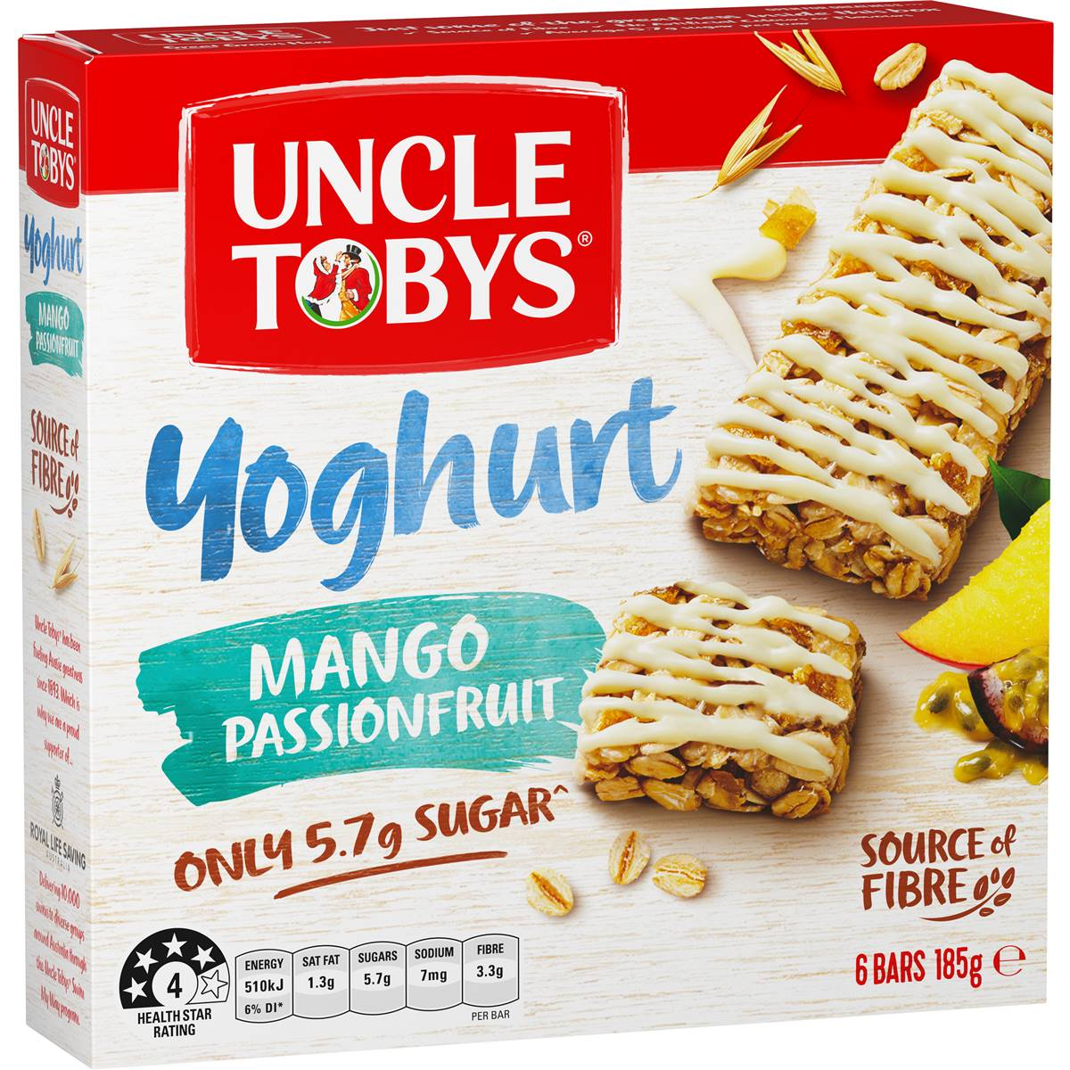 uncle tobys Uncle tobys bran plus: 4 customer reviews on australia's largest opinion site productreviewcomau 48 out of 5 stars for uncle tobys bran plus in breakfast cereal.