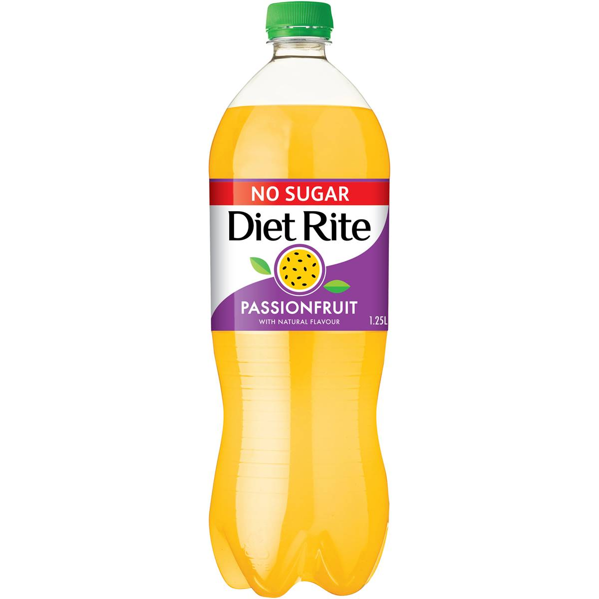 Squishy Drink Bottles : Woolworths Diet Rite Soft Drink Passionfruit Bottle - Compare Club
