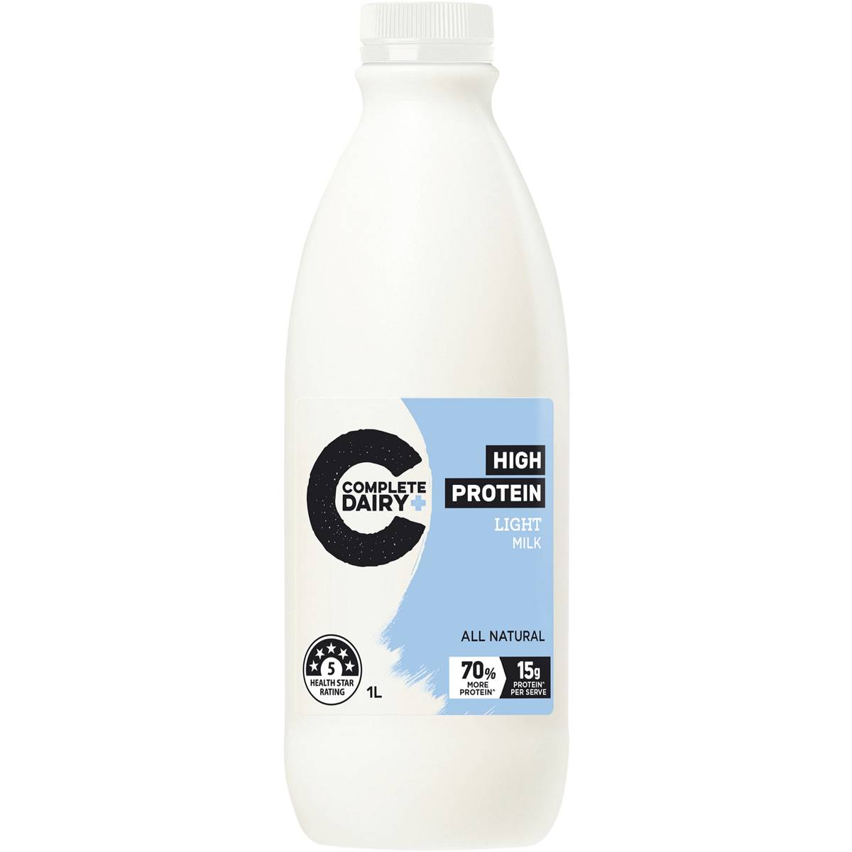 The Complete Dairy Light Milk High Protein