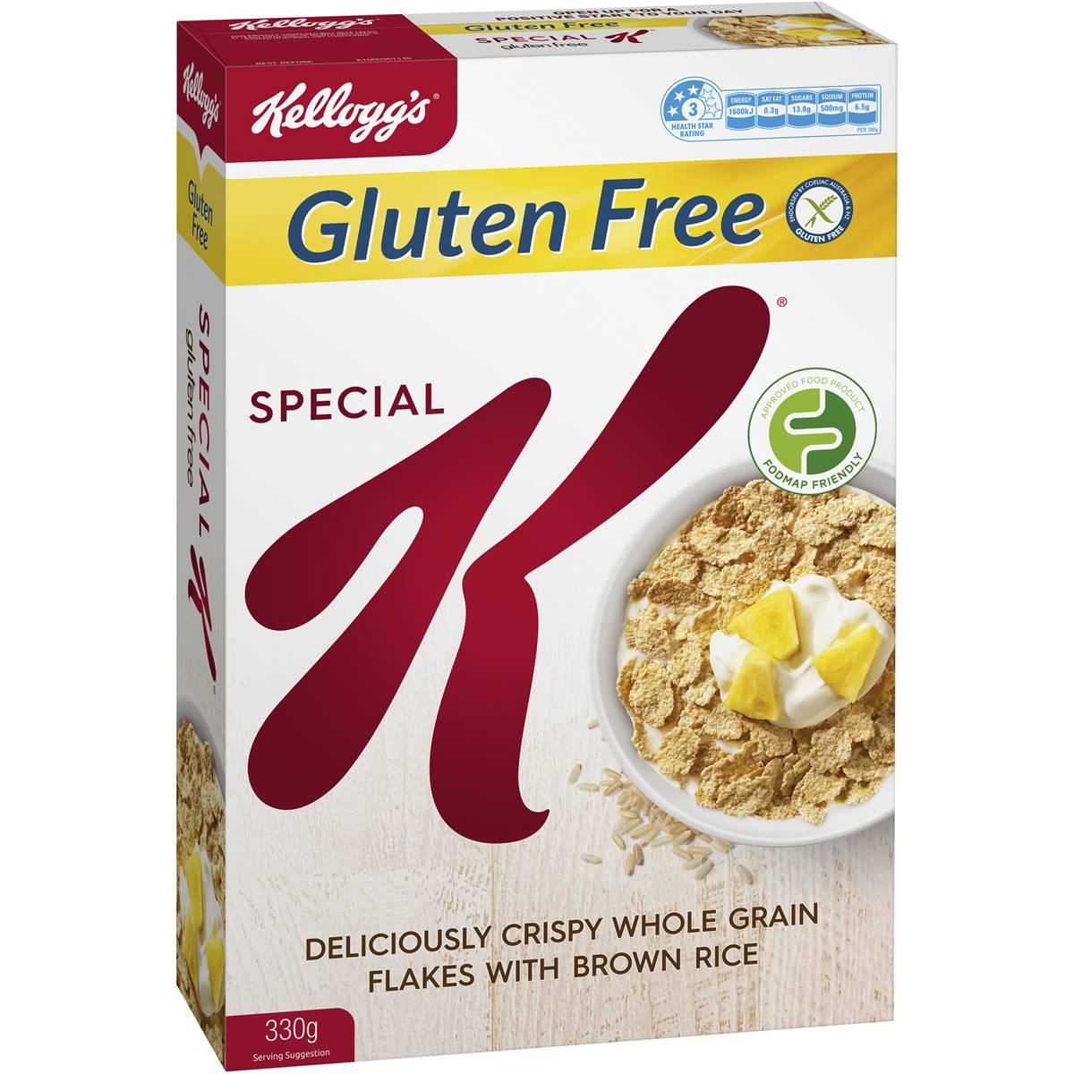 Kelloggs Special K Gluten Free | Woolworths