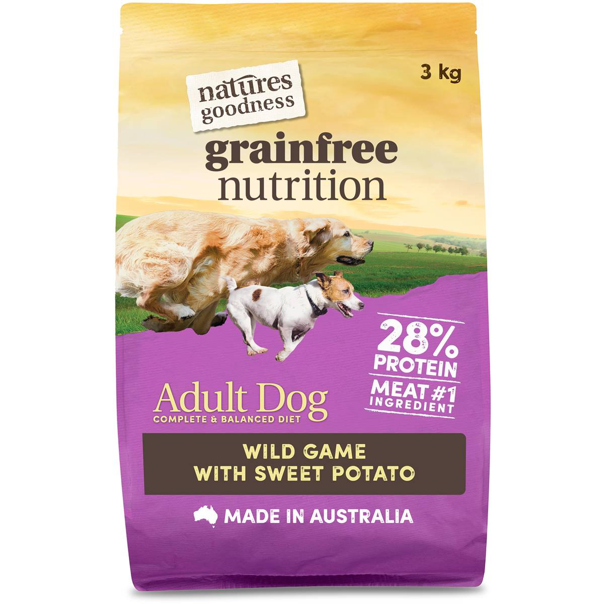 Natures Goodness Grain Free