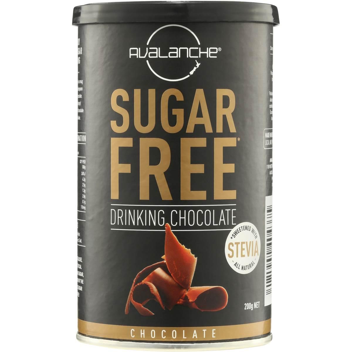Sugar Free Drinking Chocolate Woolworths