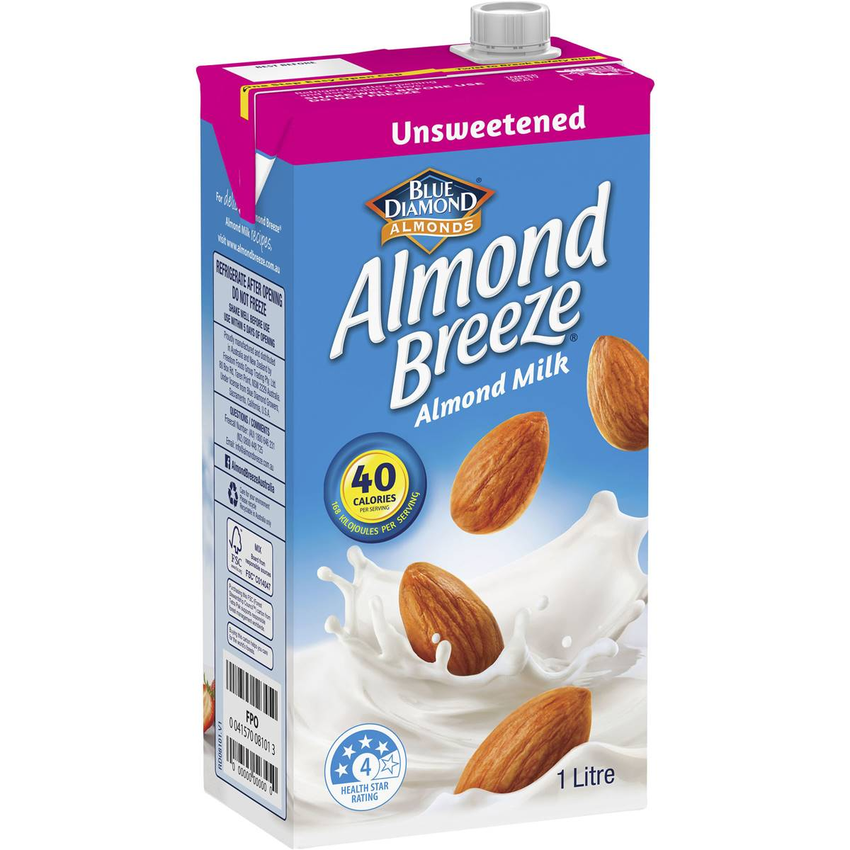 I love almond breeze in my ice coffee. I especially love that I don't have to carry them home a few cartons at a time thanks to Jet I can have 10 of them delivered to my door.
