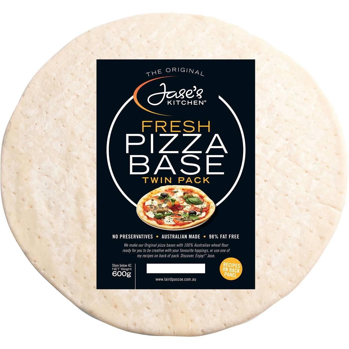 Jase S Kitchen Pizza